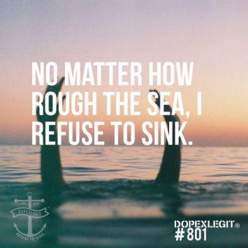 no matter how rough