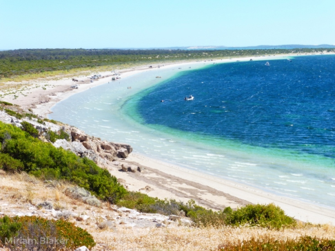 Life's a dream at Coffin Bay