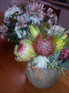 My 50 flowers