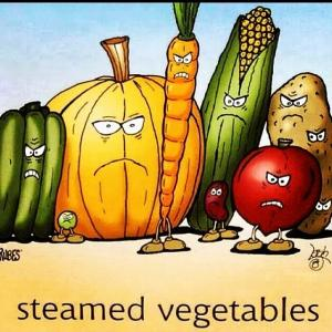 steamed vegies