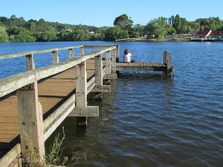 Lake Daylesford pier (800x600)