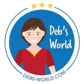 Deb's World_logo