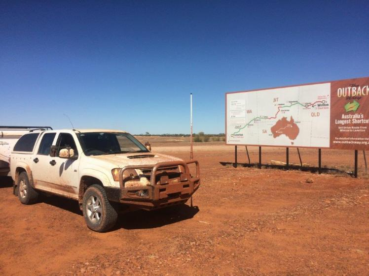 The Outback Way sign (1)