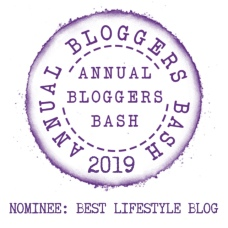 Annual Bloggers Bash Awards Nominee Best Lifestyle Blog