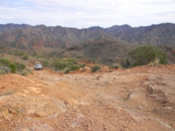 Discovering Ancient Arkaroola on the Ridgetop Tour