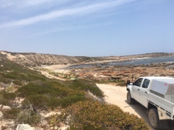Off the track on the Yorke Peninsula